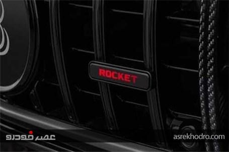 راکت 900؛ مرسدس بنز 515 هزار دلاری فقط 10 دستگاه! + عکس