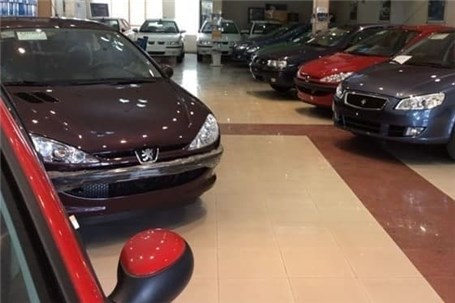 70 درصد نمایشگاههای خودرو تعطیل شدند