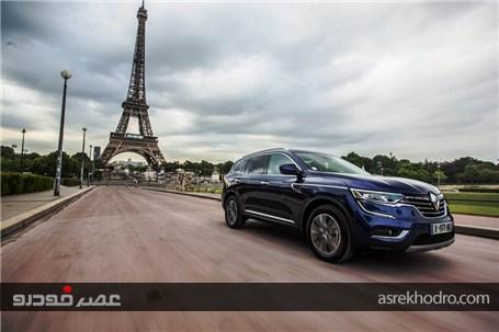 فروش خودرو در فرانسه 27 درصدسقوط کرد