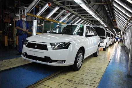 رشد 27.3 درصدی تولید انواع خودرو