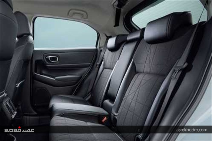 """"""" اچ آر-وی"""" مدل 2022 و معرفی جدیدترین محصول در نسل سوم کراس هوندا +عکس"""