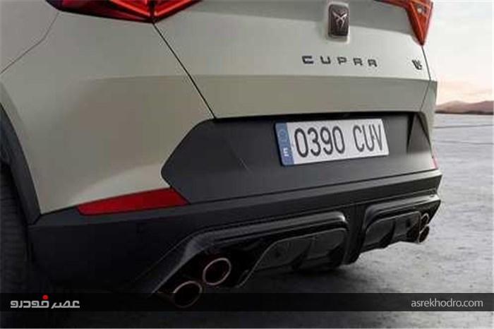 کوپرا VZ5؛ ترکیبی از زیبایی و قدرت در یک کراس اوور با ریشه های آلمانی! +عکس
