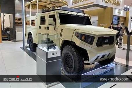 متفاوت ترین خودروی کیا موتورز در امارات! +عکس