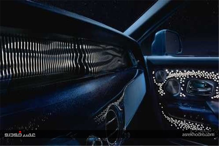 فانتوم تمپوس؛ انتشار جدیدترین اطلاعات از کهکشان لوکس رولز-رویس +عکس