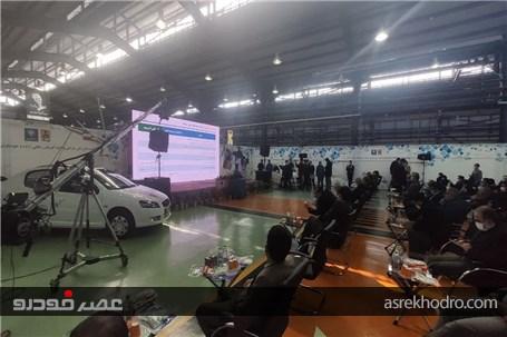 خط تولید نخستین گیربکس 6سرعته دستی بومی افتتاح شد