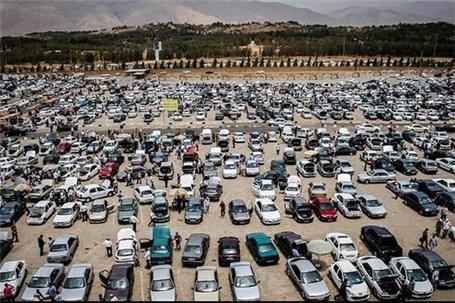 بازار خودرو معطل برجام